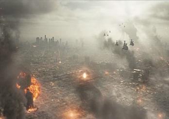 Why Battle: Los Angeles was filmed in Louisiana